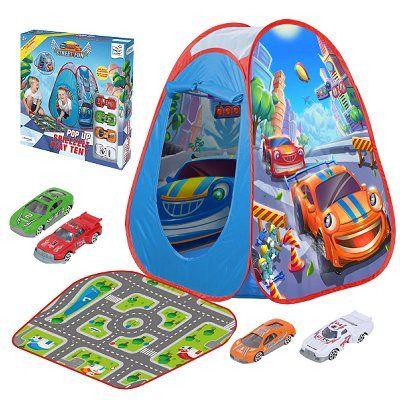 Speeltent Auto Street Fun Cars Goedkoop Kopen 12 95 Jongens Speelgoed Online Winkel Speeltent Jongen Speelgoed Speelgoed