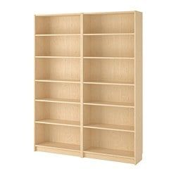 Billy Series Bookcases Parts Billy Bookcase Ikea Bookcase Bookcase