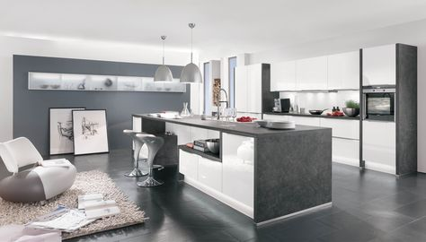 26 Best Modern Living By Nobilia Images On Pinterest | Come And See,  Showroom And Modern Living