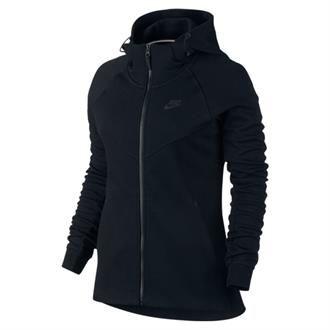 Nike Tech fleece dames full zip hoodie | Tenniskleding ...