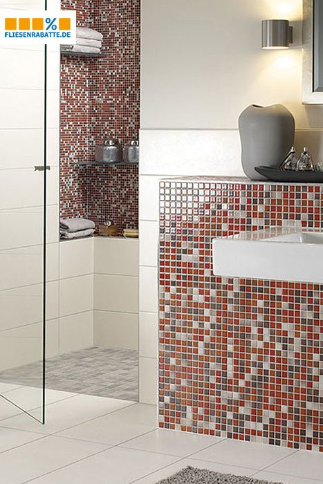 Jasba Colours Fliesen Mosaik Mosaikfliesen Bad Living Luxus