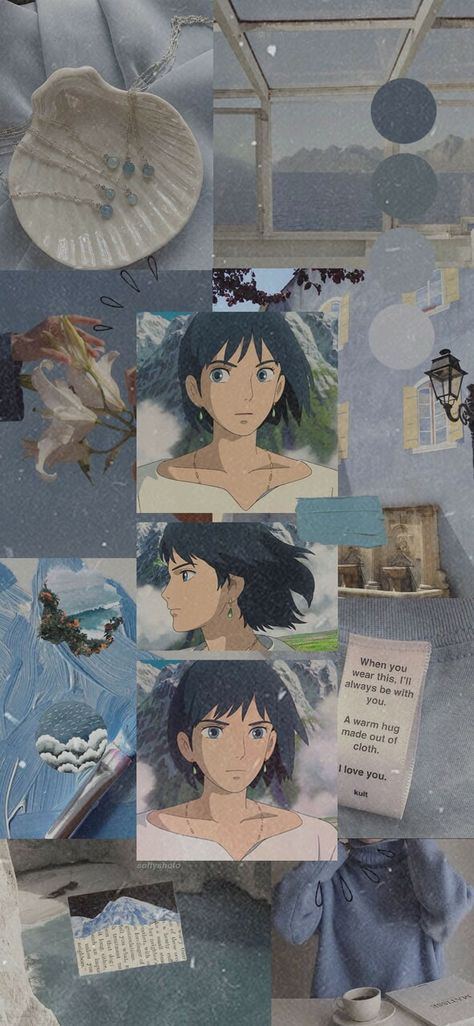 Studio ghibli lockscreen | Howl's moving castle