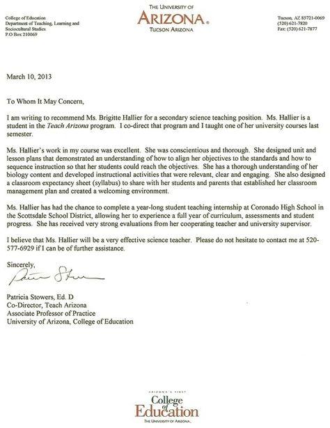 Ideas Of Re Mendation Letter For Doctoral Program Letters Font In
