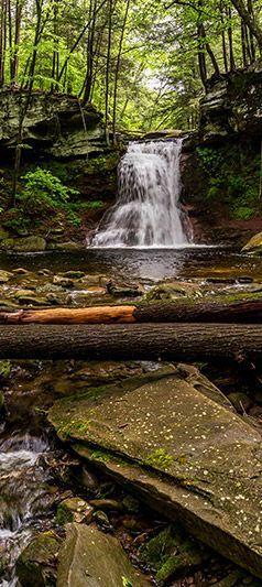 Photography Guide to Sullivan Falls and Big Run Falls