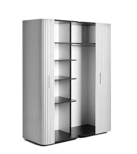 Wogg 49 Modern Wardrobe Design With Roller Door Wardrobe Design Modern Modern Wardrobe Roller Doors