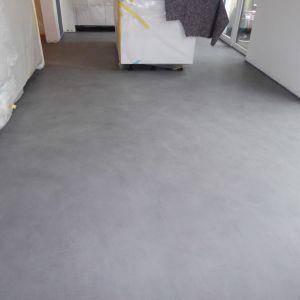 4 Bodenflnche Beton Floor Hat Den Anschliff Vor Versiegelung Bekommen Haus Und Wohnen Beton Cire Rund Ums Haus