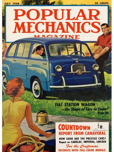 July, 1958