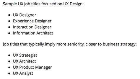 Ux Designer Job Description Via From Designjobcaster Prognostore