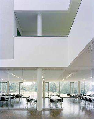 Innenarchitektur Bielefeld mensa bhp architekten architektur innenarchitektur städtebau