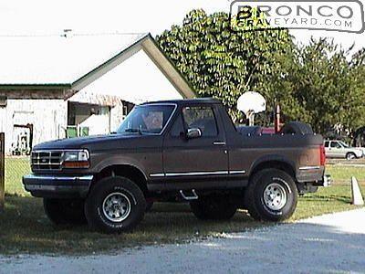 Bronco Graveyard Registry Bronco Ford Trucks Ford Bronco