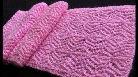 List Of Pinterest шарфы спицами вязаные Images шарфы спицами