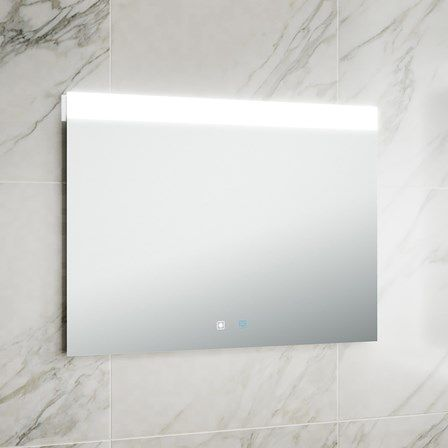 Harbour Identity Led Mirror With Demister Pad Infrared Touch