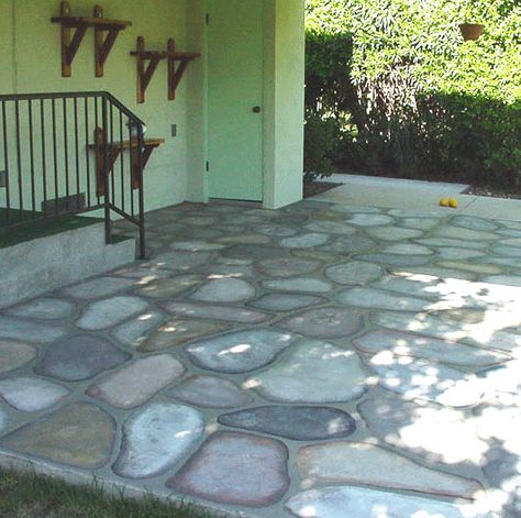 Exceptional Best 25+ Painted Cement Patio Ideas On Pinterest | Painted Concrete Patios,  Concrete Patio Paint And Painting Concrete