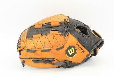 Wilson A2496 Youth Baseball Glove 10 Lht Genuine In 2020 Youth Baseball Gloves Baseball Glove Youth Baseball