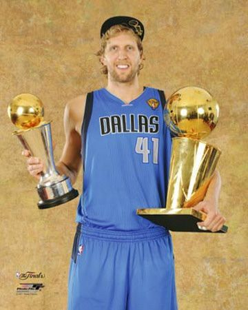 Dirk Nowitzki Dallas Maverick Nba Considered 1 Of The Greatest Forwards In Nba History 1 Of 5 Pla Dallas Mavericks Basketball Dallas Mavericks Dirk Nowitzki