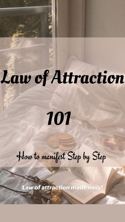 Law of attraction made easy!