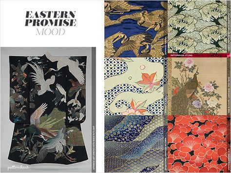 Catwalk Print & Pattern Trend Report Autumn/Winter 2015/16   Patternbank