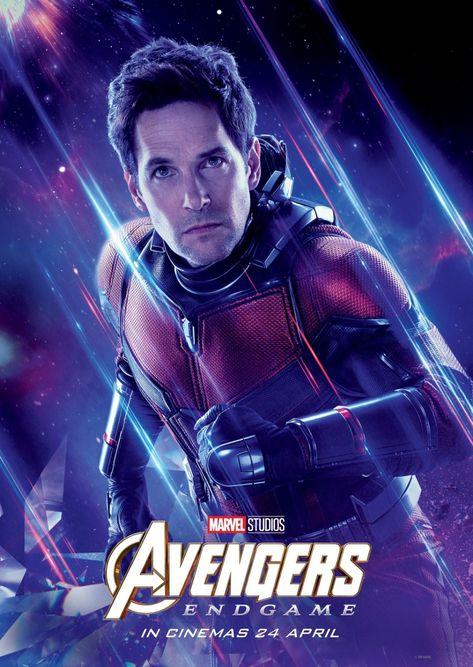 Avengers: Endgame Movie Poster (#53 of 62)