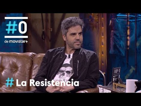 LA RESISTENCIA - Ernesto Sevilla: La momia fantástica returns   #LaResistencia 20.02.2019 - YouTube