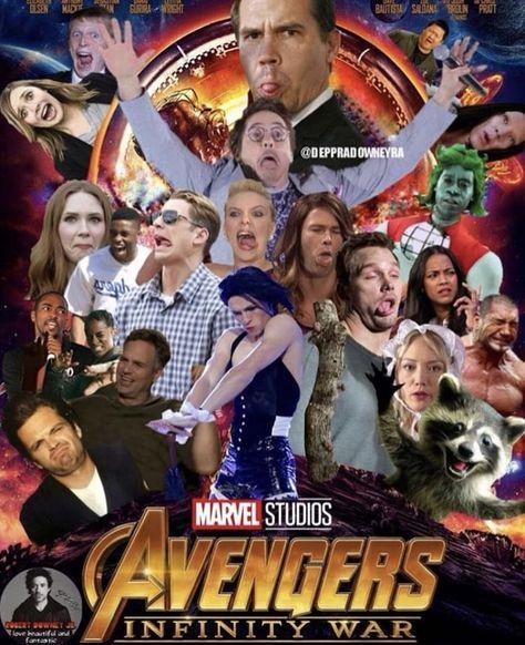 Pin De Em Memes Marvel Jokes Vingadores Engracados Marvel