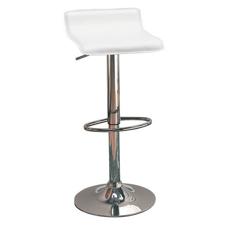 Cool Riko Adjustable Stool 87Cm To 109Cm Structube Caraccident5 Cool Chair Designs And Ideas Caraccident5Info