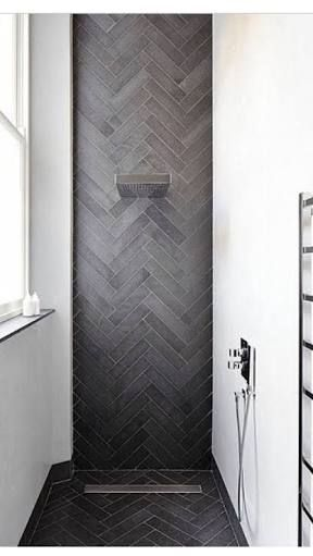Image Result For Bathroom Tiles Floor And Wall The Same Bathroom Inspiration Shower Tile Designs Black Shower
