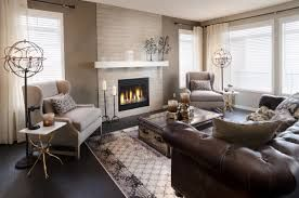Image Result For Chairs In Front Of Fireplace Leather Couches Living Room Brown Living Room Couches Living Room