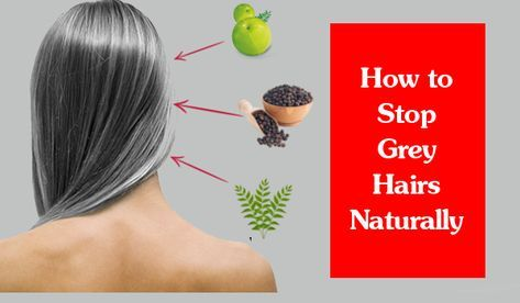 Here we are going to mention How to stop grey hairs (white
