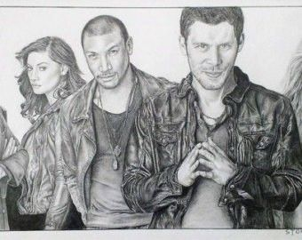 Pin By Angela Jones On Vampire Diaries And The Originals Historical Figures Art Historical