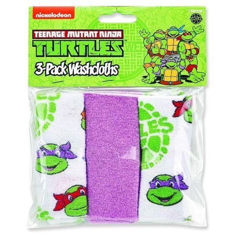 NICKELODEON Teenage Mutant Ninja Turtles PURPLE PACIFIER /& COVER ~ BPA FREE NEW