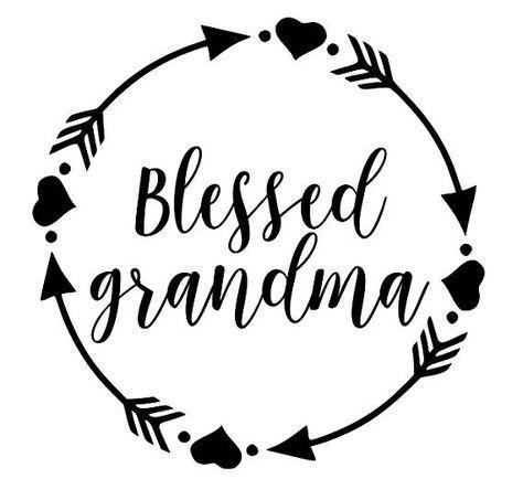 Pin On Grandma