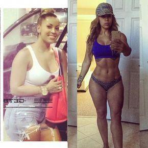 Fitness Femenino Antes Y Despues