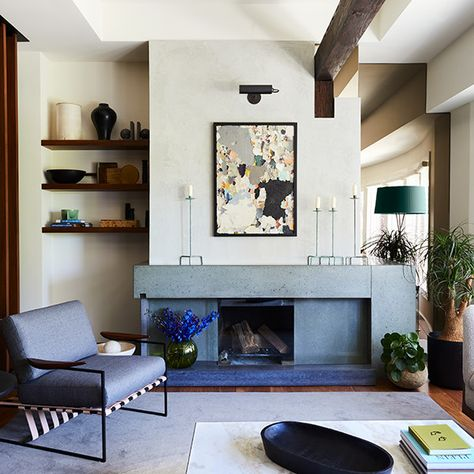 This Modern Masculine S.F. Reno Has An Eclectic Edge - This Modern Masculine S.F. Reno Has An Eclectic Edge - Photos