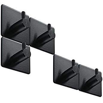 Mdesign Handtuchhalter Ausziehbar Zum Aufhangen Farbe Schwarz Geschirrtuchhalte Handtuchhalter Ausziehbar Handtuchhalter Ohne Bohren Gebursteter Edelstahl