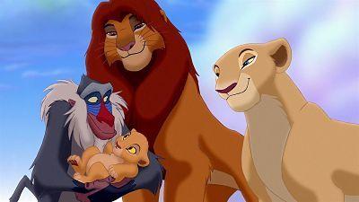 El Rey Leon 2 El Reino De Simba 1998 Kid Movies Disney Lion King Lion King 2