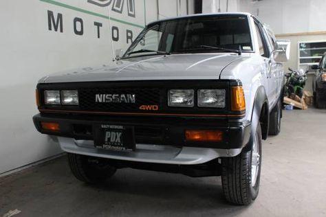 1984 Nissan Datsun 4x4 Pickup 6995 4x4 Friday Datsun Nissan 4x4
