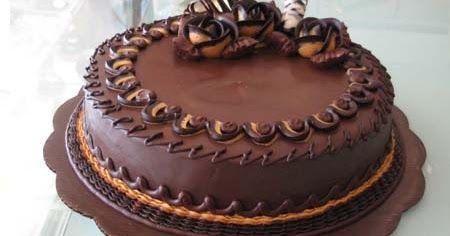 Resep Kue Tart Ulang Tahun Sederhana Ini Sangat Mudah Sekali Cara Membuat Kue Tart Ulang Tahun Ini Lengkap Disertai Gambar Step By Ste Kue Tart Kue Hiasan Kue