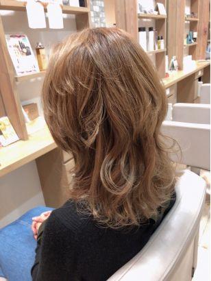 2019年春 ミディアムの髪型 ヘアアレンジ 人気順 40ページ目