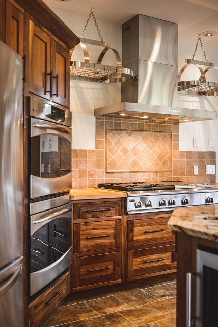 Solid Walnut Handcrafted Face Frame Kitchen Cabinetry Custom Built Cabinets Custom Cabinets Kitchen Cabinetry