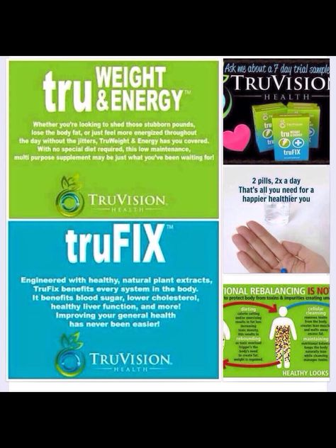 Because of this blue pill I can detox now. | My it works ...