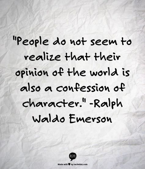 Ralph Waldo Emerson Words of Wisdom