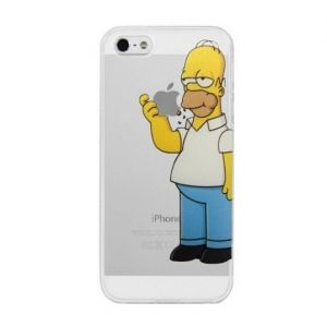 07f39b00 Funda iphone 5 Homer Funda Homer para iPhone 5 / 5S. Esta funda es ...