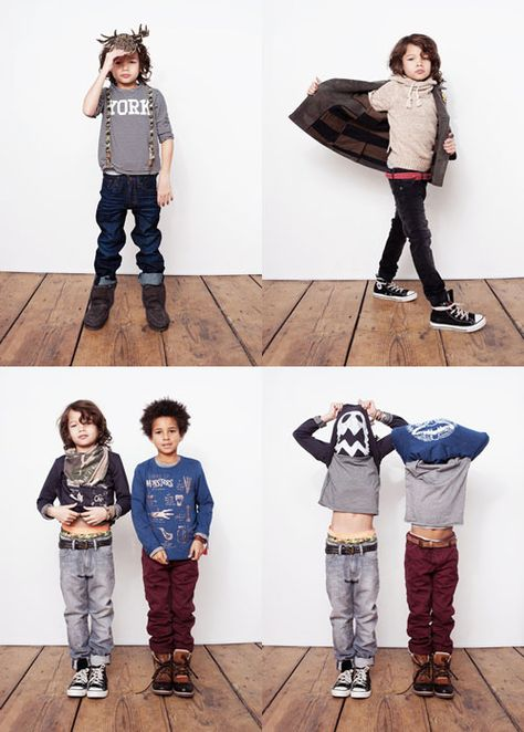 Scotch Shrunk only for boys with an attitude! Photos: Scotch Shrunk by Scotch & Soda Posted by: