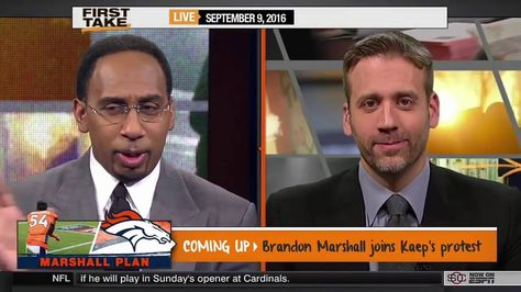 ESPN First Take September (9-9-2016) - Which Teams Will Make The NFL Pla...