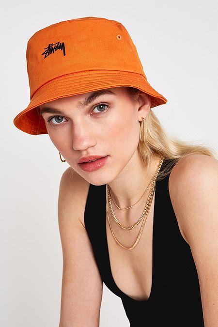 9519cd393 Stussy Stock Bucket Hat | stuff i like | Stussy bucket hat, Hats ...