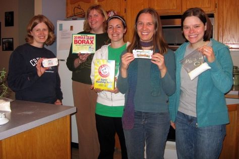 How to save money and have fun by starting a local frugal friends group {link has a long list of ideas to get you started!}