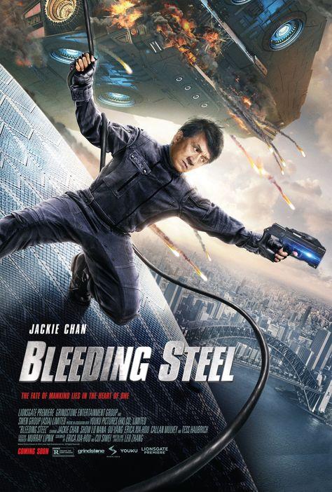 Jackie Chan S Explosive Sci Fi Bleeding Steel Jackie Chan