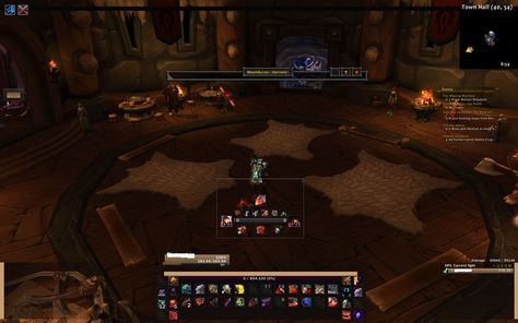 18 Best WoW UI images in 2018 | Things that bounce, Plates, Poker table