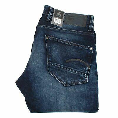 G Star New Revend Super Slim Blue Men Jeans In Sz 34 34 In 2020 Blue Man Unisex Clothing Raw Denim Jacket