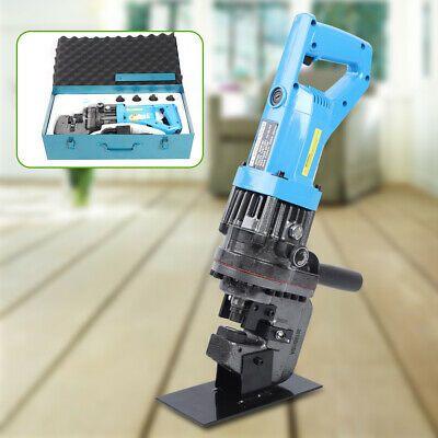 Sponsored Ebay Electric Hydraulic Hole Puncher Steel Plate Hole Punching Machine 500x195x100mm Hole Puncher Hole Punching Tool Steel Plate